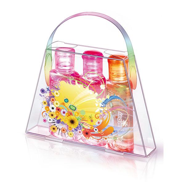 化妆品透明盒