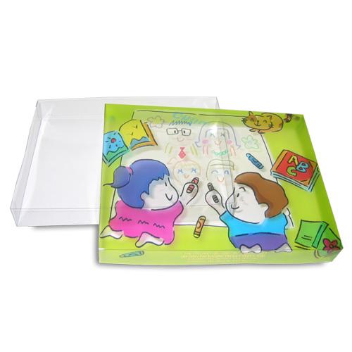 文具透明盒